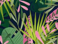 Leaf pattern #2