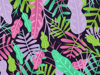Leaf pattern #3