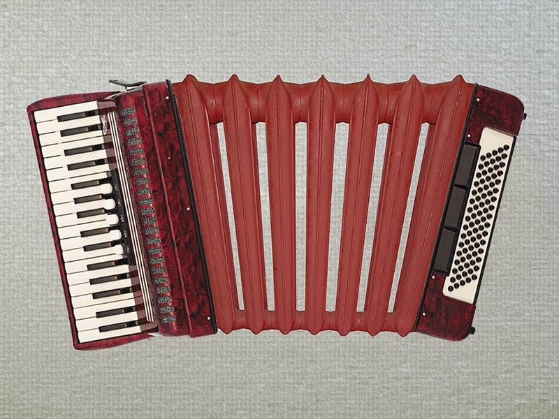 Just For Fun-2 radiator accordion for fun image manipulation montage