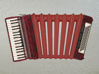 Just For Fun-2 radiator accordion for fun image manipulation montage