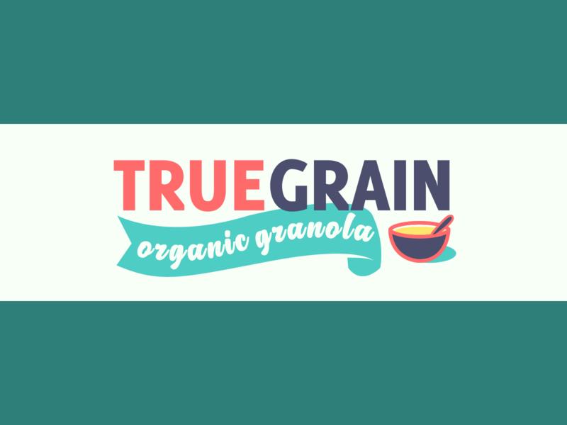 Granola Company Logo | Daily Logo Challenge Day 21