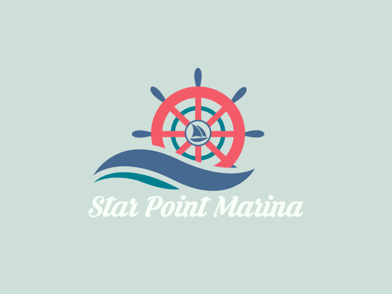 Boat Logo | Daily Logo Challenge Day 23