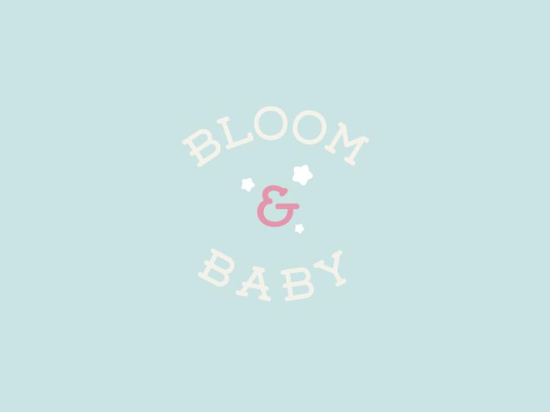 Baby Apparel Brand Logo | Daily Logo Challenge Day 46 clothing brand apparel baby logo design branding dailylogochallenge