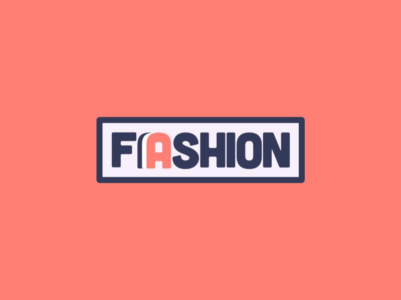 Faaashion Logo | 30 Day Logo Challenge Day 16 streetwear clothing trends blog fashion faaashion logocore branding design logo 30daylogochallenge