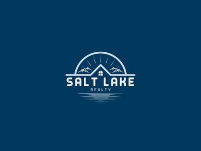 30DaysofLogos Challenge Day 29 - Real Estate Logo lake salt saltlake realty realtor realestate estate real branding design logo 30daysoflogos