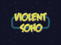 Violent Soho | Band Logo Series