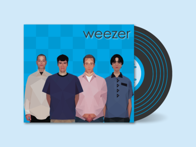 Weezer - The Blue Album | Weekly Warm-Up