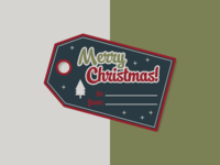Streetscript Holiday Gift Tag | Weekly Warm-Up