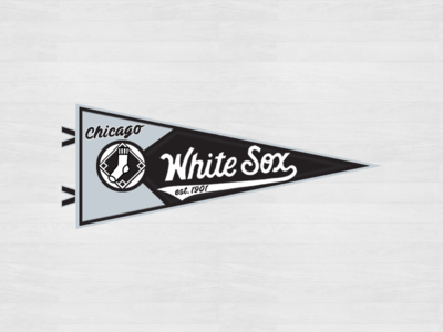 Chicago White Sox Pennant | Weekly Warm-Up