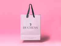 """Duchess"", Women Apparel Logo Design"