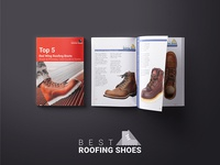 Magazine/Catalog Design