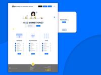 UX/UI design Personal Website