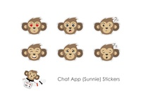 Vector Pack - Chat Stickers for App
