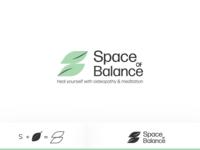 Logo Design, Space of Balance