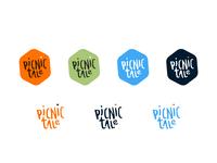 Branding Picnic Tale, plus Logo Animation