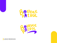 Logo Redesign - Bounce Patrol