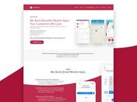 Redesign Landing Page UX/UI