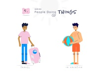People Doing Things - 5
