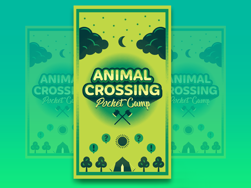 Animal Crossing Pocket Camp Free Iphone Background By Rizzo