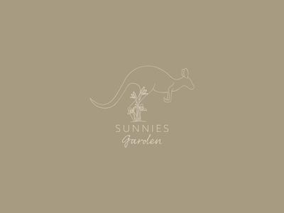 Sunnies Garden vector art vector logo illustration graphicdesign flat illustrator flat art daily logo challenge branding badge adobe illustrator