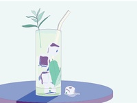 Mojito Illustration
