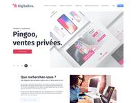 Digital Era - A web agency's new Website (A)