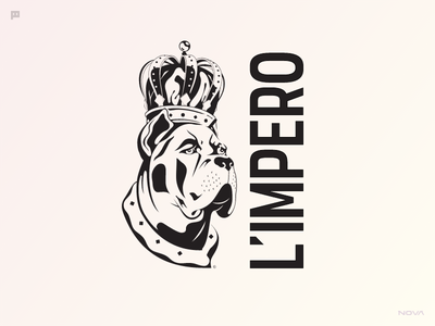 Limpero - Seasonless Fashion Brand cane-corso fashion logotype logo branding