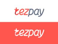 Lettering for Tezpay online payment portal