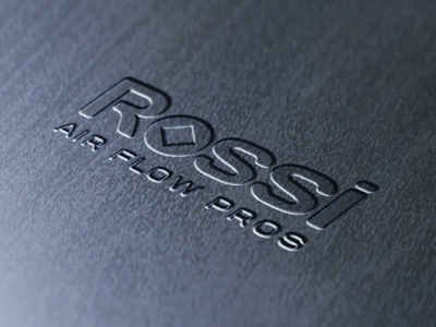 Logo Design for Rossi