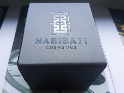 Logo Design for Habibati Cosmetics