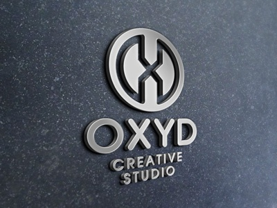 Logo Design for Oxyd Creative