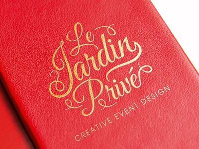 Logo Design for Event Planner Agency