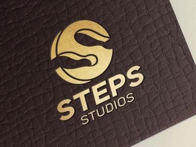 Logo Design for Steps Studio