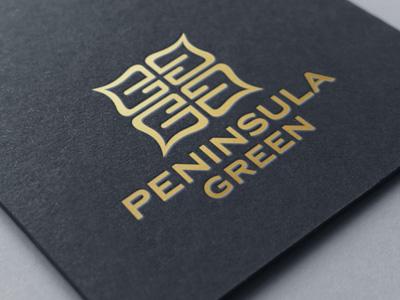 Logo design For Peninsula Green Complex - Vancouver