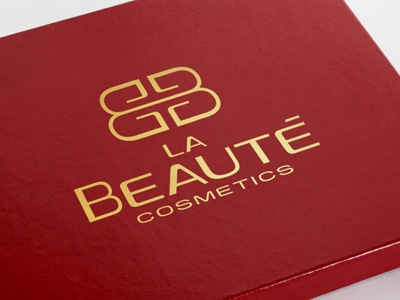 Logo design for a French Cosmetics Brand