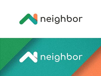Neighbor Billing Brand mark identity brand identity branding vector logo brand