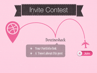 Dribbble invite is up for grabs