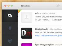 Twippling: Twitter App