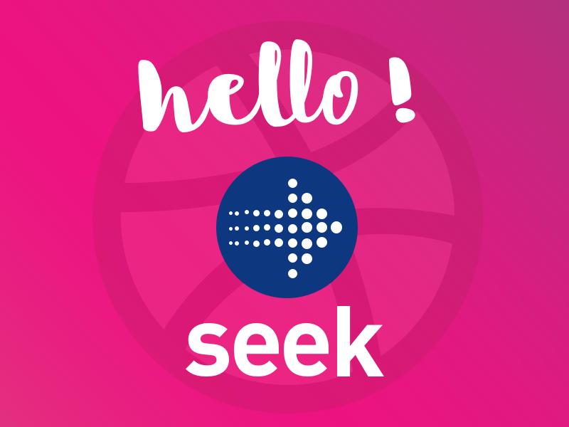 Hello from SEEK Design by SEEK Design on Dribbble