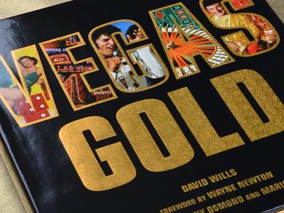 Vegas Gold book cover