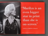 Marilyn in the Flash book layout