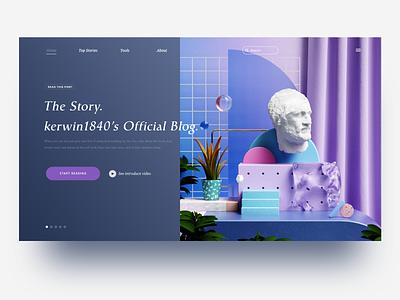 c4d web design 2020 web c4d
