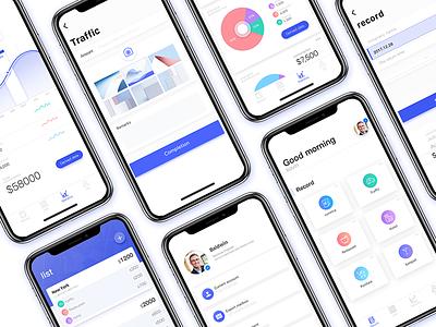 Business trip app app