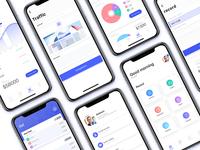 Business trip app