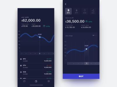 wallet  interface  design