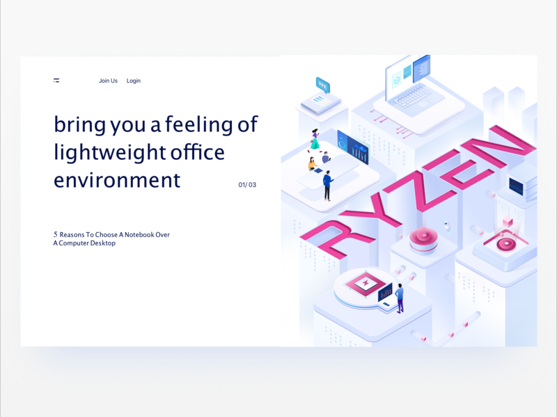 2.5d Illustration illustration branding 2019 2.5d design ui