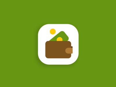 Sale Discount App Icon Logo