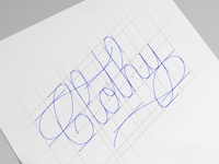 Clothy Logotype Vector Process