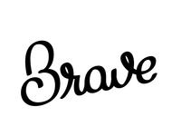 Brave Wordmark Logo