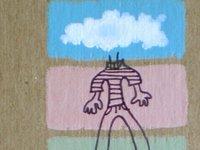 Head in the Clouds book